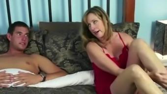 jodi east gets a furious pecker