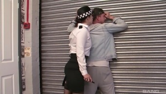 Lucia Completely love is typically a naughty policewoman in a position to be ravished