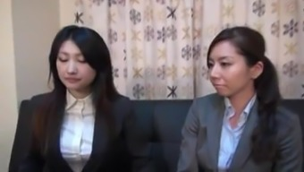 Japanese people Females Delighted