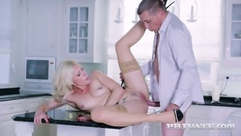 Nothing makes Brittany Bardot actually feel more satisfied compared to a pleasant dick out her twat