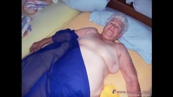 omageil beginner granny old images compilation