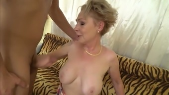 Top notch scenes of fucking grandmothers