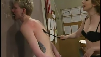 Ballet Kalit the hot instructor punishes her apprentice inside a clasroom