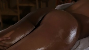Best Anya Ivy is completely into lesbian love-making after sexual massage session