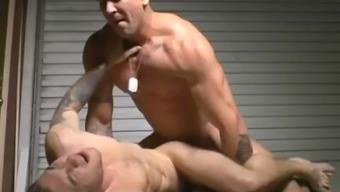 major angle joyful anus sex and cumshot