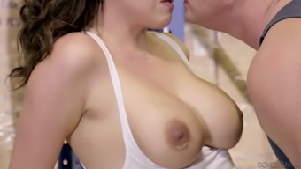 The the act of oral sex Danica Dillon gives would be out of this top notch