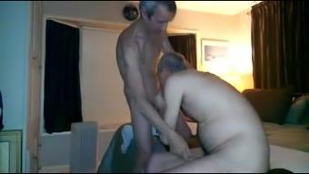 Homosexual old males love-making online video media