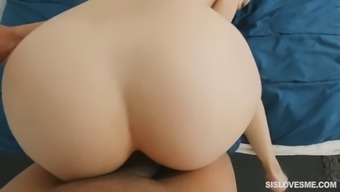 gorgeous chloe couture wish to get stupid ass fucked on prom, so this lady processes anal with stepbrother