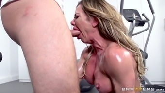 nina dolci letting him fuck her have to deal with as the woman gagged on his excess weight dong
