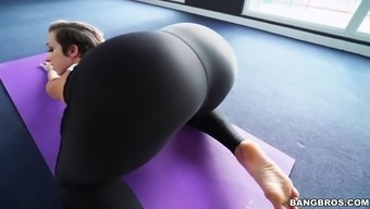jada stevens indicated her butt despite the fact that done qi gong exercise routines