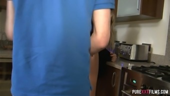 Strong housewife Brittany Bardot is leaned buyable without a prescription and fucked