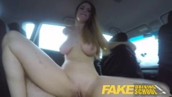 Worthless School of motoring extensive scene - Sizzling Conversational italian beginner with major naturally-occuring titties