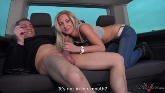 Takevan - Tiny black along with big genuine titties fuck complete stranger