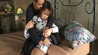 Haruka Aida Sizzling Japanese people schoolgirl part3