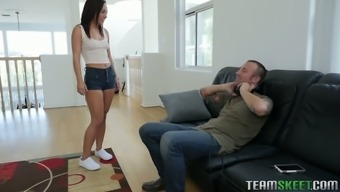 Amara Romani can be an organic attractiveness and her intercourse game is a upright 10 (ten)