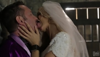 Juicy Jessica Drake Goes Hardcore In Her Wedding ceremony Overnight