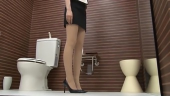 Japanese people Females Pantyhose