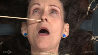 Twisted senior hooker Paintoy Emma winds up owning a heated BDSM appointment