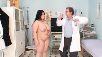 Maximum gyno examination with horny grow older
