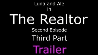 The Real estate professional Ep2 - Piece 3 - Facesitting Blog post