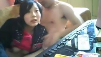 Oriental car webcam afflicted 73