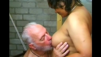 He Likes Old Men-2.make 2(two) (#grandpa #old one #dad)