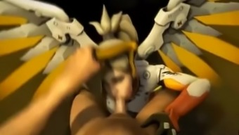 Compassion from overwatch compilation creampie