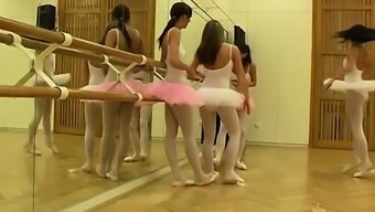 Large gaffe club xxx Hot ballet gal orgy