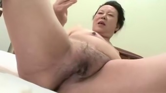 Japanese people BBW Granny shino moriyama 66-years-old H-0930