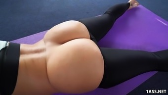 Major Round Booty Jada Stevens Normally takes Great Penis After This type of fitness