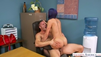 Chloe Amour is typically a match office infant whom only intent would be to fuck her boss