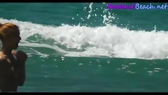 NUDIST Shore Partners Voyeur Ordinary users Spy Video