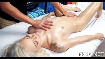Sexual intercourse masage