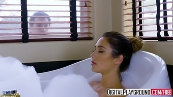 XXX Adult material online video - My Wifes Hot Sister Episode 3 Eva Lovia and
