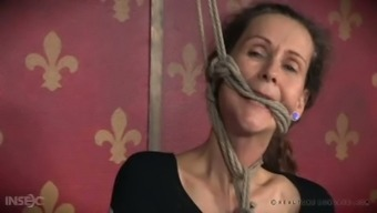 Wild partners is gonna share complicated principal BDSM principle to really kinky granny Paintoy Emma