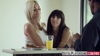 April oneil riley steele when daddys away scene 1