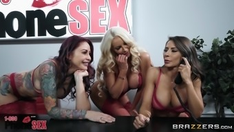 Astounding sector love-making and elevate revealing along with lusty Monique Alexander