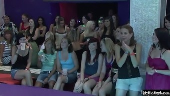 Its a space filled with hot and attractive community college chics, who would be observing ...