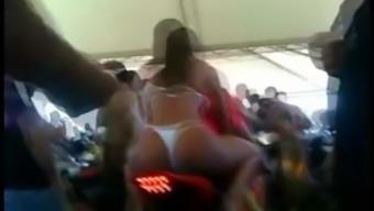 Brazil Bikini bottom Moto 1(one)