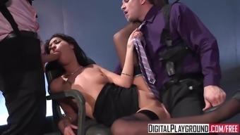DigitalPlayground - Antonio Ross Invoice Bailey Esmi Lee - Shak