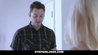 StepSiblings - Tense Young adult Makes sense Her Stepbro Along with Sexual intercourse