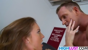 attractive schoolgirl maddy oreilly gets hectic