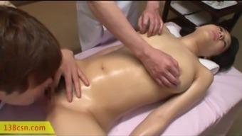 sora aoi massage