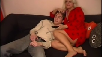 Russian Mom but not Her Youngster