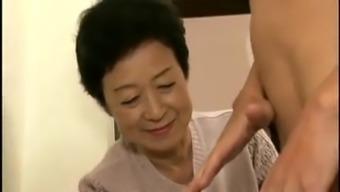 Japanese Grandma three (3)