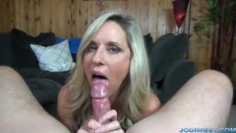 Jodi Urban movements someone incline so that you can sperm!
