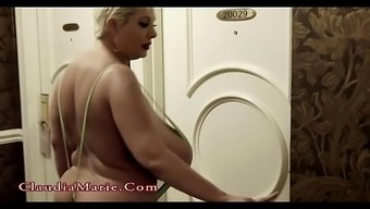 Claudia Marie Interracial Go together with