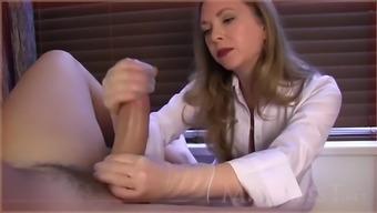 sexual climax exam asmr