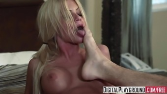 Riley Steele Manuel Ferrara - Difficulty At The Nap Occasion