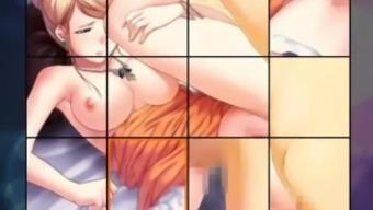 Hentai Puzzle 9